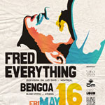 Fred Everything @ Mamacas, Athens