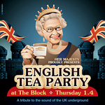 English Tea Party @ The Block, Tel Aviv