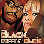 Black Coffee & Bucie @ Djoon, Paris