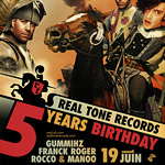 5 Years Real Tone Records @ Rex, Paris