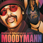 Moodymann @ Djoon, Paris