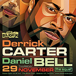 Derrick Carter & Daniel Bell @ The Block, Tel Aviv
