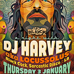 DJ Harvey @ The Block, Tel Aviv
