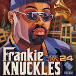 Frankie Knuckles @ The Block, Tel Aviv